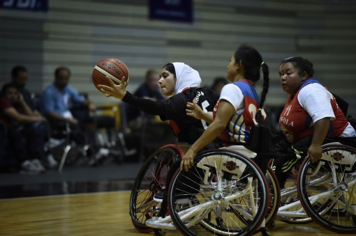 Asian Para Games Afghanistan Cambodia